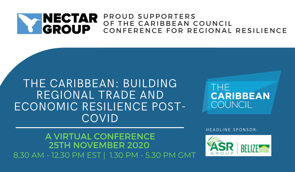 Nectar Group Caribbean Council Flyer