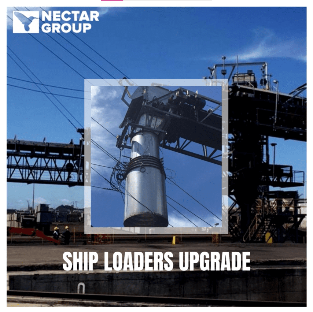 Ship Loaders Website Artwork